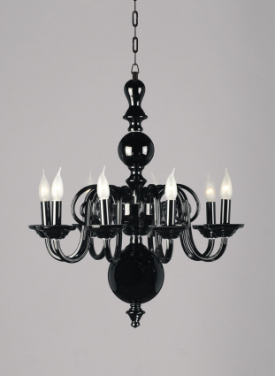 Chandeliers - Wrought Iron Chandeliers and Brass Chandeliers