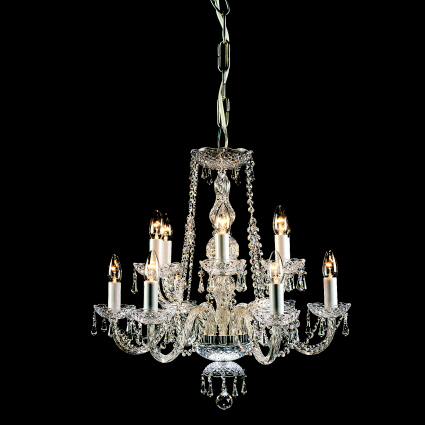 Contemporary Designer Lighting Italian Lights Crystal Chandeliers
