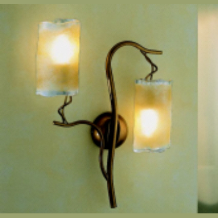 Bella Lux Led String Lights : Contemporary and Traditional Wall Lights : Glass, Metal, Wood, Crystal, Brass